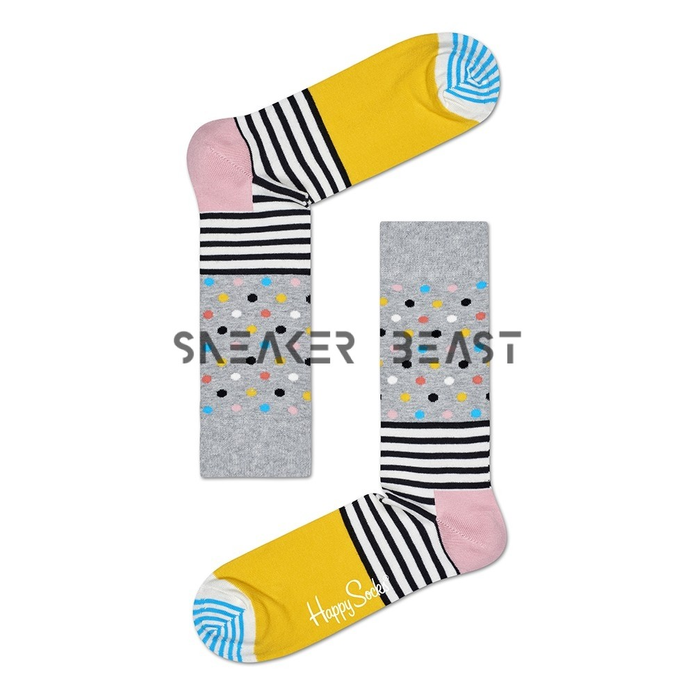 Skarpety Happy Socks Stripes Dot Sock SDO01-9001