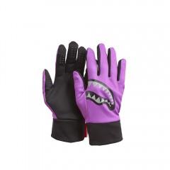Rękawiczki Sprayground Purple Shark