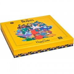 Giftbox 6-pak skarpetki The Beatles x Happy Socks