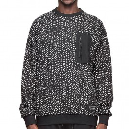 Bluza adidas Black/White Nmd LG Crew
