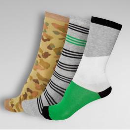 Skarpety Adidas Originals Crew Sock 3 pary