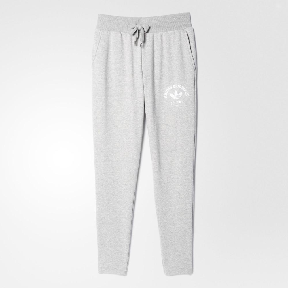 oferta specjalna Spodnie adidas Originals Męskie Szary
