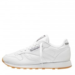 "Buty Reebok Classic Leather ""White/Gum"" 49799"