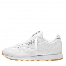 "Buty Reebok Classic Leather ""White/Gum"" 49799"