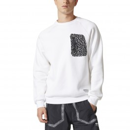 Bluza adidas White Nmd LG Crew