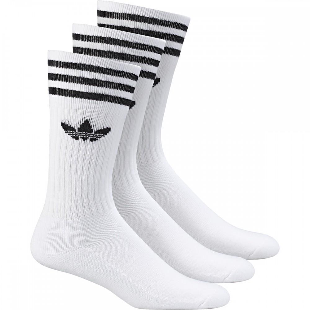 76cb678eb423b Skarpety Adidas Solid Crew Sock